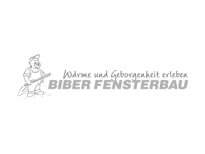 Kundenlogo Biber Fensterbau