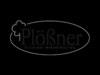 Kundenlogo Schreinerei Plößner